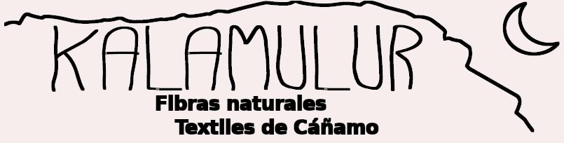Tienda online kalamulur - fibras naturales y tejidos de cáñamo