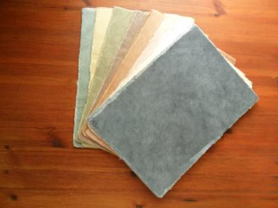 Büttenrand Lokta Papier 60g/m2