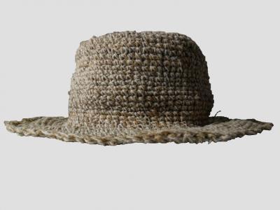 Sombrero de Cáñamo y Algodón