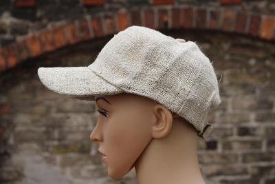 Gorra de beisbol de cáñamo