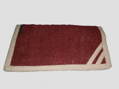 Red Hemp Women's Wallet