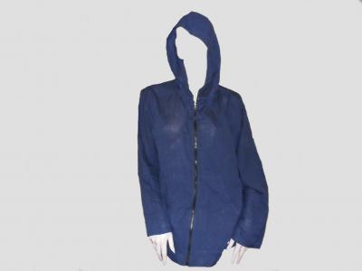 Blaue Hanf Sweatshirt