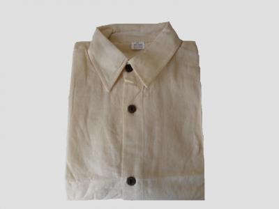 Camisa de Cáñamo y Algodón