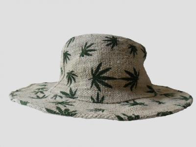 Hut aus Hanf