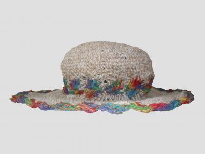 Hemp and Cotton Hat