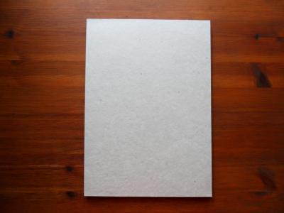 Schnittkante Lokta Papier 120g/m2